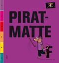 Piratmatte F av Catarina Hansson