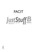 Just Stuff B Workbook Facit av Andy Coombs