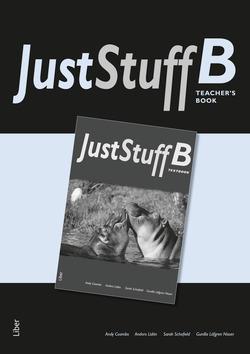 Just Stuff B Lärarhandledning av Andy Coombs