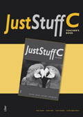 Just Stuff C Lärarhandledning av Andy Coombs