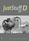 Just Stuff D Workbook av Andy Coombs