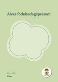 Lilla biblioteket Alvas födelsedagspresent 3-pack av Hippas Eriksson