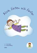 Lilla biblioteket Alva, Sixten och farfar 3-pack av Hippas Eriksson