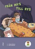 Lilla biblioteket Från mys till rys 3-pack av Hippas Eriksson