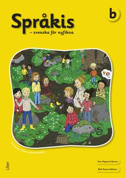 Språkis Svenska för nyfikna B av Hippas Eriksson