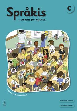 Språkis Svenska för nyfikna C av Hippas Eriksson