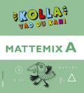 Kolla vad du kan Mattemix A av Pia Eriksson