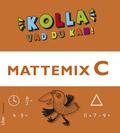 Kolla vad du kan Mattemix C av Pia Eriksson