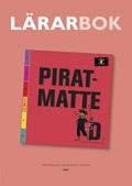 Piratmatte D Lärarhandledning av Catarina Hansson