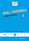 Tummen upp! Svenska åk 3 Kartläggning av Anna Kjerstadius