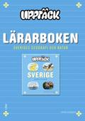 Upptäck Sverige Geografi Lärarbok av Torsten Bengtsson