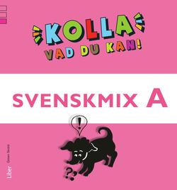Kolla vad du kan Svenskmix A av Gitten Skiöld
