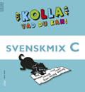 Kolla vad du kan Svenskmix C av Gitten Skiöld