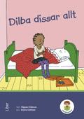 Lilla biblioteket, Dilba dissar allt 3-pack av Hippas Eriksson