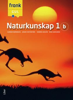Frank Gul Naturkunskap 1b av Gunnar Björndahl