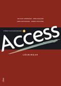 Access Företagsekonomi B Lösningar av Jan-Olof Andersson