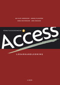 Access Företagsekonomi B Lärarhandledning av Jan-Olof Andersson