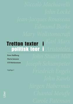 Tretton texter i politisk teori av Peter Hallberg