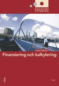 Ekonomistyrning Finansiering och kalkylering Faktabok av Jan-Olof Andersson