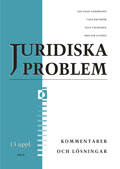 Juridiska problem Kommentarer och Lösningar av Jan-Olof Andersson