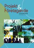 Projekt o företagande lärarhandledning och Lösningar med CD av Karl Erik Carlsson