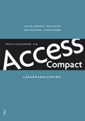 Access Compact Lärarhandledning m cd av Jan-Olof Andersson