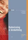 R2000 Redovisning & beskattning Problembok + cd av Jan-Olof Andersson