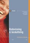R2000 Redovisning och beskattning Kommentarer och Lösningar av Jan-Olof Andersson