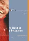 R2000 Redovisning & beskattning Handledning + cd av Jan-Olof Andersson