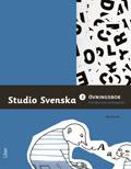 Studio Svenska 2 Övningsbok - svenska som andraspråk av Boel Nygren
