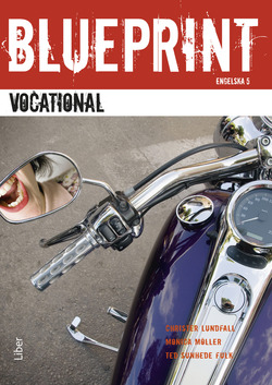 Blueprint Vocational Kursbok inkl elev-cd av Christer Lundfall
