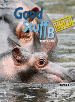 Good Stuff Gold B textbook av Andy Coombs