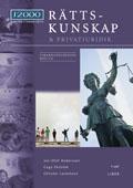 J2000 Rättskunskap & privatjuridik Lärarhandledning med cd av Jan-Olof Andersson