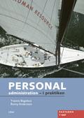 Personaladministration - i praktiken Faktabok av Yvonne Bogislaus