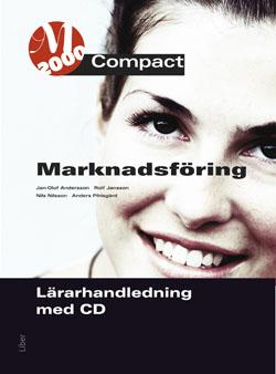 M2000 Compact Lärarhandledning inkl  Lösningar och cd av Jan-Olof Andersson