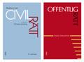 Civilrätt och Offentlig rätt - Paket om 2 böcker av Anders Agell