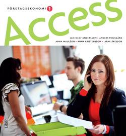 Access 1 Faktabok av Jan-Olof Andersson