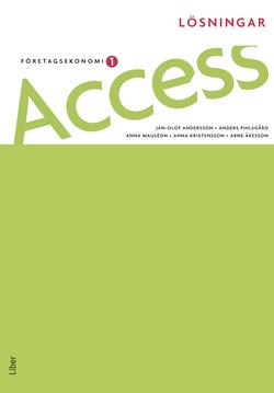 Access 1, Lösningar av Jan-Olof Andersson