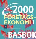 E2000 Classic Företagsekonomi 1 Basbok av Jan-Olof Andersson