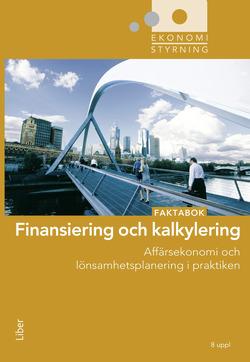 Finansiering och kalkylering : faktabok av Jan-Olof Andersson