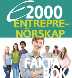 E2000 Entreprenörskap Faktabok av Jan-Olof Andersson