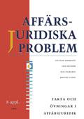 Affärsjuridiska problem : fakta och övningar i affärsjuridik av Jan-Olof Andersson