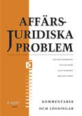 Affärsjuridiska problem Kommentarer och lösningar av Jan-Olof Andersson