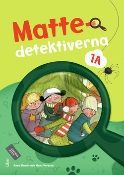 Mattedetektiverna 1A Grundbok av Anna Kavén