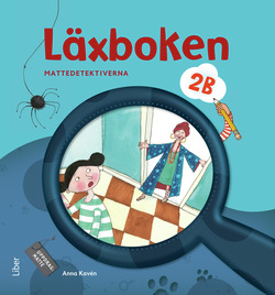 Mattedetektiverna Läxboken 2B av Anna Kavén