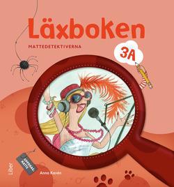 Mattedetektiverna Läxboken 3A av Anna Kavén