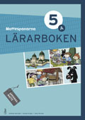 Mattespanarna 5A Lärarboken av Gunnar Kryger