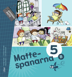 Mattespanarna 5B Grundbok av Gunnar Kryger