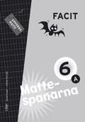 Mattespanarna 6A Facit av Gunnar Kryger