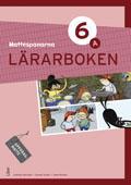 Mattespanarna 6A Lärarboken av Gunnar Kryger